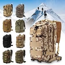 IPRee 30L Outdoor Tactical Backpack 600D Nylon ... - Amazon.com