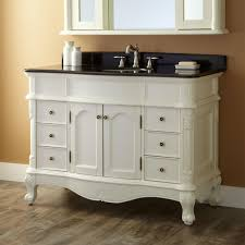 white bathroom cabinets with granite. full size of bathrooms design:double bathroom vanity white wynne vessel sink cabinet antique with cabinets granite s
