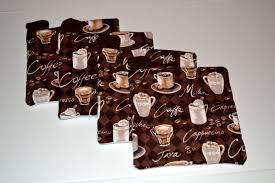 Kitchen Curtains Coffee Theme Amusing Coffee Cup Themed Kitchen Curtains Curtain Design Image