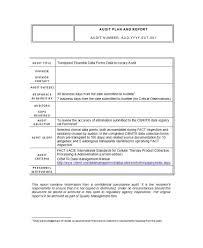 50 Free Audit Report Templates Internal Audit Reports