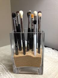 wonderful makeup brushes holder ideas 26