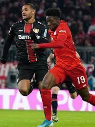 Bayer 04 leverkusen played against borussia m'gladbach in 2 matches this season. Spielbericht Fc Bayern Bayer 04 Leverkusen