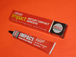 stik impact instant contact adhesive glue g evo stik impact instant contact adhesive glue 30g