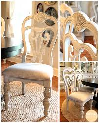 attractive painting dining room chairs with how to spray paint dining chairs refresh restyle