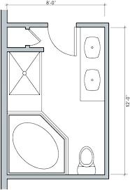 master bathroom floor plans corner tub. Master Bath Floor Plans Excellent Small Bathroom Luxury Layout Entrancing Decor F Corner Tub N