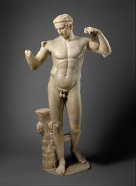 copy of work attributed to polykleitos fragments of a marble  share by email