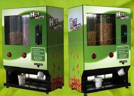 Nut Vending Machine