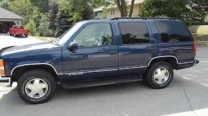 Tahoe 99 chevy tahoe parts : 1999 Chevrolet Tahoe - Partsopen