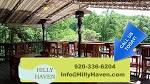 Hilly Haven Golf Course Reviews - De Pere, WI - YouTube