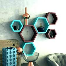 hexagon wall decor ideas for full size of large honeycomb h how to make art how to make a totally removable honeycomb wall