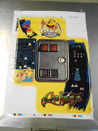 Ms Pacman Cabinet Ms Pac Man Galaga 25th Anniversary Arcade Game Machine Cabinet