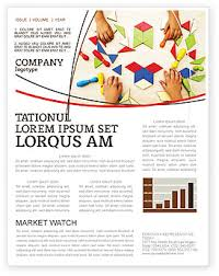 Education Newsletter Templates Education Newsletter Templates In Microsoft Word Adobe