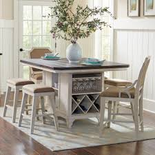 Kitchen Island Table Sets Kitchen Island Table With Chairs Awful Bar Table And Cabinet Also