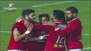 أهداف مباراة الأهلي 2 - 1 مصر المقاصة | الجولة الـ 19 الدوري المصري  2017-2018 - YouTube