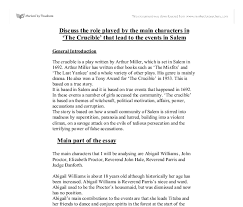 john proctor tragic hero essay john proctor tragic hero research paper by
