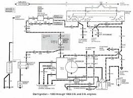 1988 ford wiring diagrams ford bronco ii and ranger 1983 1988 start ignition wiring diagram ford bronco ii and ranger
