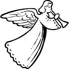 Christmas angel clipart free images 4 - ClipartBarn
