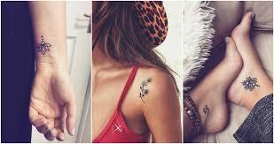 красиво и изящно маленькие татуировки которые только украсят ваше