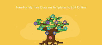 Family Tree Charts To Download Family Tree Templates To Create Family Tree Charts Online