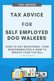 Tax Advice Dog Walkers Dog Sitters Go Self Employed