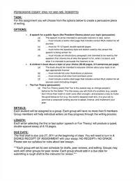 persuasive essay assignment for english composition i persuasive essay assignment sheet author hallch last modified by