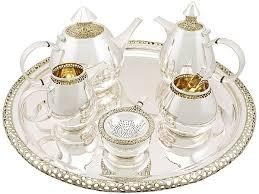 History of <b>Tea</b> Sets   What is a <b>Tea</b> Set ? - AC <b>Silver</b>