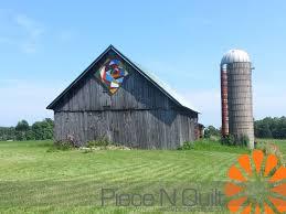 Piece N Quilt: Kathleen visits Wisconsin & Another awesome barn quilt in Door County, Wisconsin. Adamdwight.com