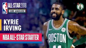 Kyrie Irving 2018 All-Star Starter | Best Highlights 2017-2018 - YouTube
