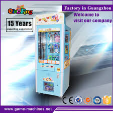 Game Vending Machines Interesting Qingfeng New Toy Claw Crane Vending Game Machine Golden Key Sale For
