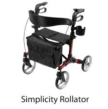 Rollator Comparison Chart Rollators With Seat 3 Wheel 4 Wheel Vitality Medical