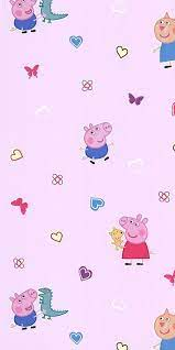 peppa pig house mobile wallpaper chawli