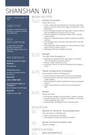 resume for an accountant accountant resume samples visualcv resume samples database
