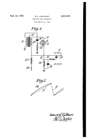 Mechanical electrical large size patent us2611872 sawtooth wave generator patentsuche drawing fire alarm