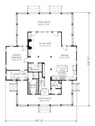 four gables house plan. House Plan Of The Month: Four Gables I