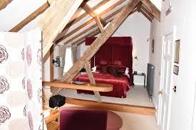 ye old bulls head inn our bedroom ious with beams