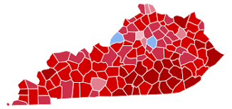 Presidental Election Results 2016 United States Presidential Election In Kentucky Wikipedia
