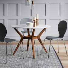 project 62 emmond mid century 42 round dining table ideas with dining room table target
