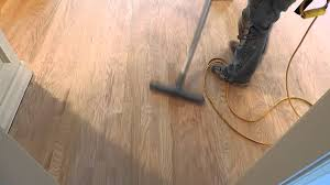 how to vacuum before staining your hardwood floors