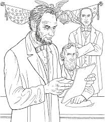 Small Picture Presidents Coloring Pages