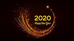 Welcome New Year 2020 Desktop Wallpaper 48791 Baltana