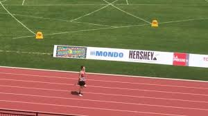 17 Year Old Austin Ingram Cruises to the Canadian Championship in the  Paralympic 200m Final! - YouTube