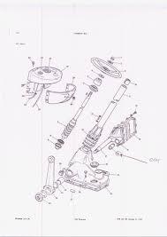 useful bits mf 65 steering box