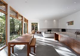 Open Plan Kitchen And Dining Room Designs - Modern rustic dining roomodern style living room furniture