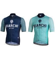 Bianchi Milano Davoli Mens Short Sleeve Jersey 2019