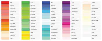 Uplighting Color Chart Led Uplighting Rentals Western Pennsylvania West Virginia