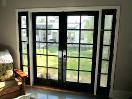 outswing french patio doors with blinds door rare out swing wood vinyl fiberglass home depot