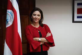 Marcia González renuncia como ministra de Justicia y Paz