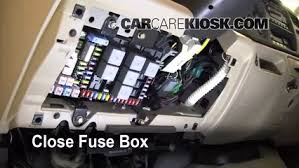 interior fuse box location ford excursion ford interior fuse box location 2000 2005 ford excursion 2005 ford excursion limited 6 8l v10