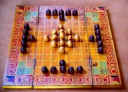 Tim Millar Sculpture  Hnefatafl board and starting position Tim Millar s sculpture website Hnefatafl is an ancient board game  dating back at least to the Dark Ages  and with roots in earlier Greek and Roman games  It was played widely across