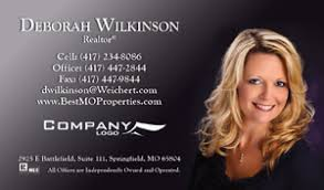 Real Estate Cards - 1000 Business cards $69.99 - Includes design ...